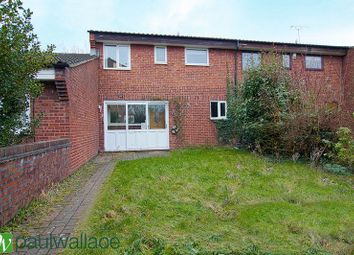 Thumbnail 3 bed terraced house for sale in Valence Drive, Cheshunt, Waltham Cross