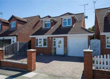 Thumbnail 3 bed detached house to rent in Oakwood Avenue, Leigh-On-Sea, Essex