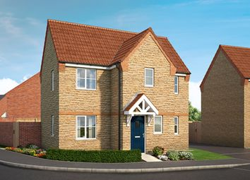 "Thumbnail 3 bed property for sale in ""The Blackthorne"" at Mooracre Lane, Bolsover, Chesterfield"