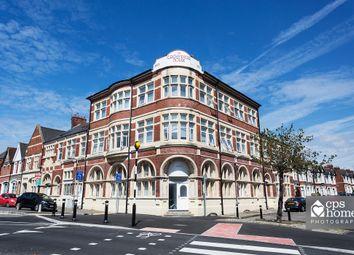 Thumbnail 1 bed terraced house to rent in Grosvenor House, Splott, Cardiff