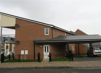Thumbnail 2 bed flat to rent in Cherry Tree Walk, South Shields
