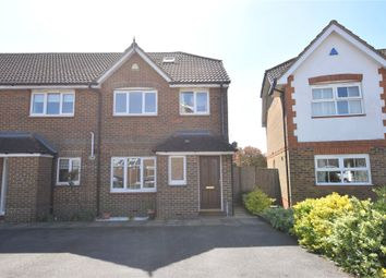 Thumbnail 4 bed end terrace house for sale in Gloucestershire Lea, Warfield, Bracknell, Berkshire