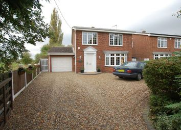 Thumbnail 4 bed detached house for sale in Church Lane, Bulphan, Upminster
