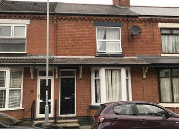 Thumbnail 3 bed terraced house for sale in Orchard Street, Hinckley