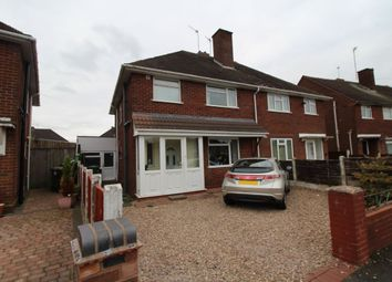 Thumbnail 3 bed semi-detached house to rent in Haden Crescent, Wednesfield, Wolverhampton
