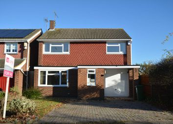 Thumbnail 4 bedroom detached house to rent in Whalley Drive, Bletchley, Milton Keynes