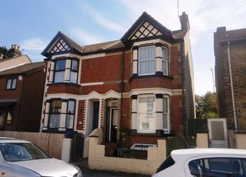 Thumbnail 3 bed semi-detached house for sale in Trafalgar Street, Gillingham