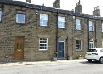 Thumbnail 3 bed terraced house for sale in Hill Top, Clayton West, Huddersfield