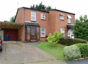 Thumbnail 3 bed semi-detached house for sale in Fanns Rise, Purfleet, Essex