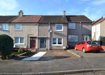 Thumbnail 2 bedroom terraced house for sale in John Bassy Drive, Bonnybridge, Stirlingshire