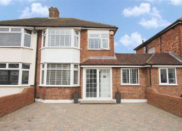 Thumbnail 4 bed semi-detached house for sale in Sedgwick Avenue, Hillingdon