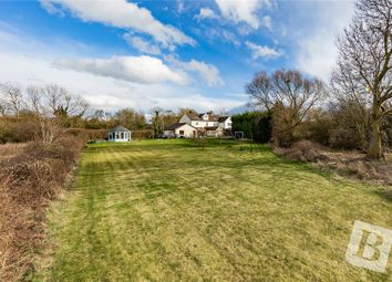 Thumbnail 4 bed semi-detached house for sale in Bassetts Lane, Willingale, Ongar