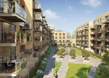 Thumbnail 1 bed flat for sale in Basset Court, Smithfield Square, Hornsey