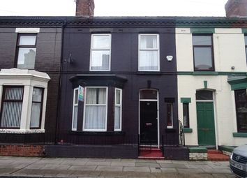 Thumbnail 3 bed terraced house to rent in Esher Road, Liverpool