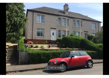 Thumbnail 2 bed flat to rent in Turret Road, Glasgow