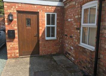 Thumbnail 1 bed bungalow to rent in Long Street, Atherstone