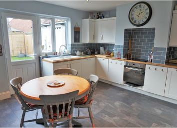 Thumbnail 2 bed terraced house for sale in Pershore Road, Hampton, Evesham