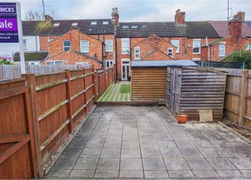 Thumbnail 4 bedroom terraced house for sale in Bedford Street, Wolverton