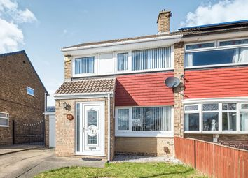 3 bed semi-detached house for sale in Selwyn Drive, Stockton-On-Tees, Cleveland TS19