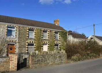 Thumbnail 3 bed semi-detached house for sale in Station Road, Swansea