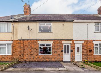 Thumbnail 3 bed terraced house for sale in Merevale Close, Hinckley, Leicestershire