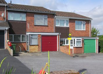 Thumbnail 3 bed terraced house to rent in Poyntz Close, Overton, Basingstoke