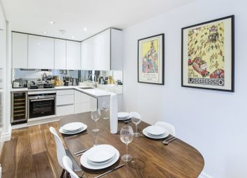 Thumbnail 1 bed flat to rent in Bridge Place, Victoria