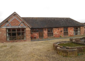 Thumbnail 2 bed barn conversion to rent in Slowley Hall, Fillongley