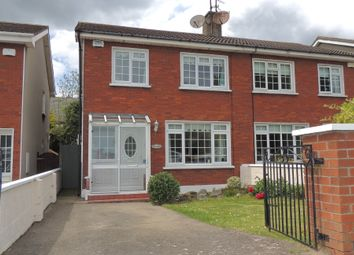 Thumbnail 3 bed semi-detached house for sale in 6 Seaview, Kilcoole, Wicklow