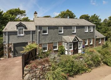 Thumbnail 4 bed detached house for sale in St. Martin, Helston, Cornwall