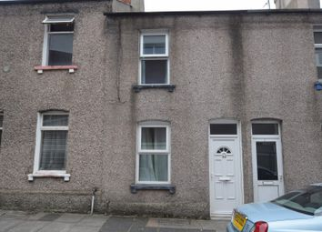 Thumbnail 2 bed terraced house for sale in 20 Monk Street, Barrow In Furness, Cumbria