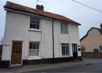 Thumbnail 2 bed cottage for sale in High Street, Hopton