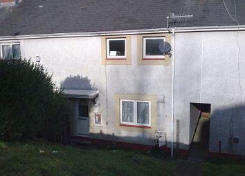 Thumbnail 3 bedroom terraced house to rent in Gwynedd Avenue, Townhill, Swansea, Swansea.