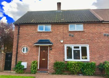 Thumbnail 2 bed semi-detached house to rent in Renfrew Road, Hounslow