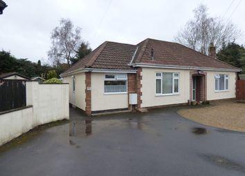 Thumbnail 2 bed semi-detached bungalow to rent in Watleys End Road, Winterbourne, Bristol