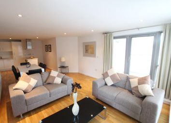 Thumbnail 2 bed flat to rent in Church Street East, Horsell, Woking