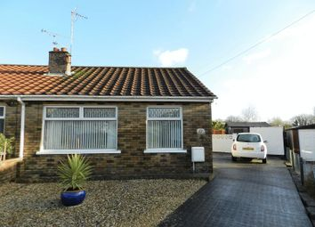 Thumbnail 2 bed semi-detached bungalow for sale in Dol Wen, Pencoed, Bridgend