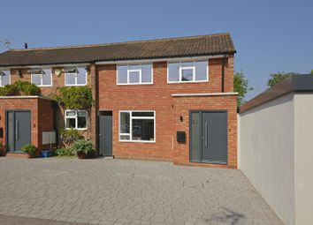 Thumbnail 4 bed semi-detached house for sale in Kenilworth Close, Borehamwood