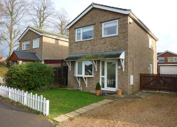 Thumbnail 3 bedroom detached house to rent in Shelduck Drive, Snettisham, King's Lynn