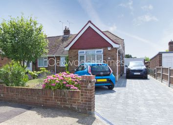 Thumbnail 2 bed semi-detached bungalow for sale in Marilyn Crescent, Birchington