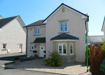 Thumbnail 4 bed detached house for sale in Woodlands Avenue, Lanark