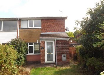 Thumbnail 2 bed end terrace house for sale in Springfields, West Bridgford, Nottingham, Nottinghamshire