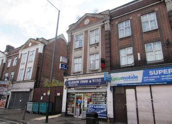 Thumbnail 2 bed flat to rent in High Street, Harrow