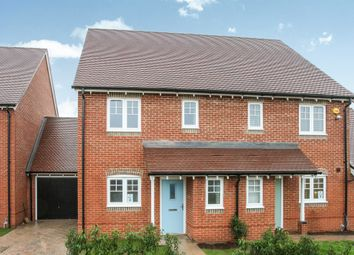 Thumbnail 3 bed detached house for sale in Wilcot Road, Pewsey