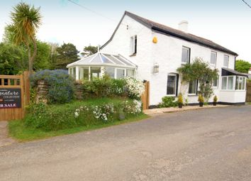 Thumbnail 3 bed detached house for sale in Harrowbarrow, Callington