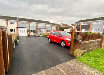 Thumbnail 3 bed terraced house for sale in Shrubbery Close, Barnstaple