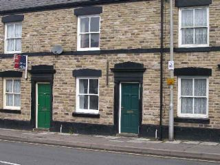 Thumbnail 2 bed terraced house to rent in Hurdsfield Road, Macclesfield, 2Qj, 2 Bed Terraced