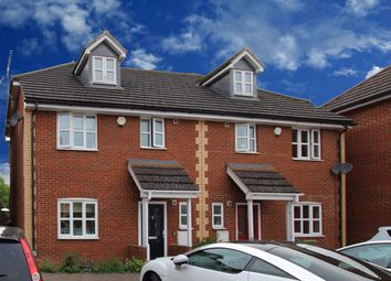 Thumbnail 3 bed terraced house to rent in Walden Croft, Simpson