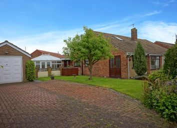 Thumbnail 2 bed bungalow for sale in Back Lane, Burstwick, Hull
