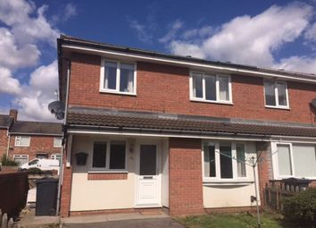 Thumbnail 2 bed terraced house to rent in Redmire Close, Darlington